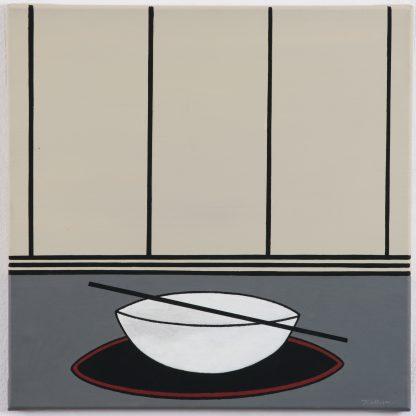 Udo Kaller | Die Weiße Schale I