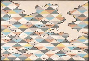 Udo Kaller, Seltsame Wolken, 2011