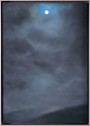Udo Kaller, Der Mond II, 2012