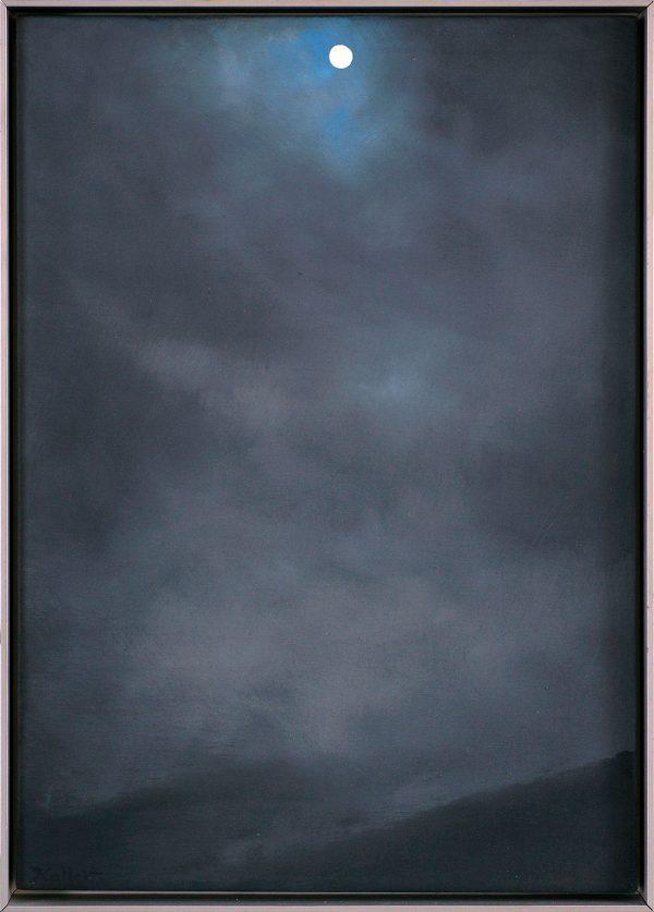 Udo Kaller, Der Mond I, 2012