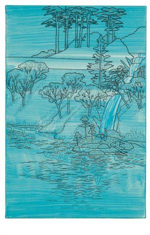 Udo Kaller | Der Teich Chiyogaike