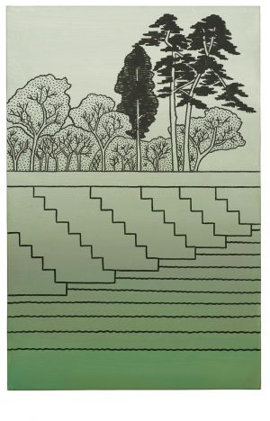 Udo Kaller | Fortifikationsspuren am Goten-Hügel