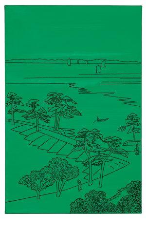 Udo Kaller | Am Fluss Nakagawa