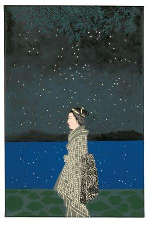 Udo Kaller | Die Geliebte Hiroshiges, die Geisha Koman