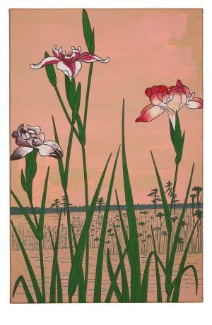 Udo Kaller | Iris-Garten in Horikiri