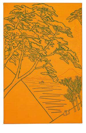 Udo Kaller | Schräge Bäume