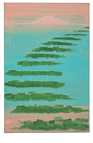 Udo Kaller | Seetang-Plantage mit Blick auf den Tsukubayama