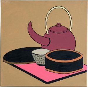 Udo Kaller | Das rosa Tablett