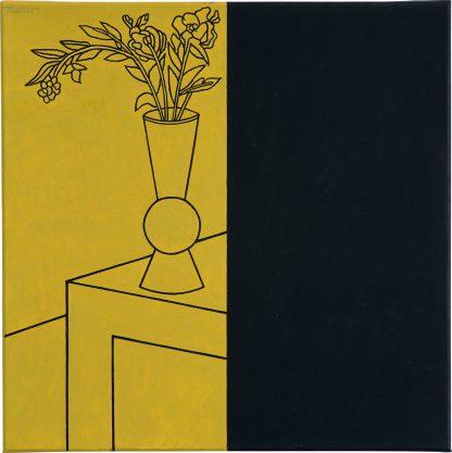 Udo Kaller | Vase auf einem Tisch