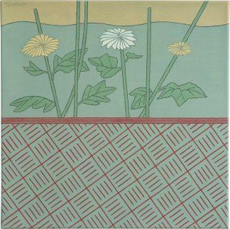 Udo Kaller | Blumentapete II