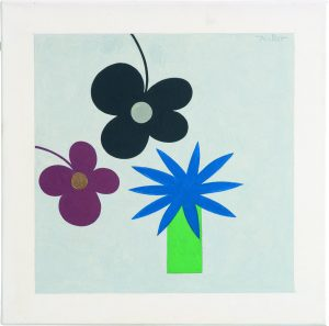 Udo Kaller | Drei Blüten