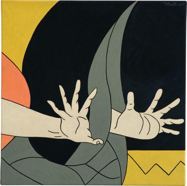 Udo Kaller | Hände I