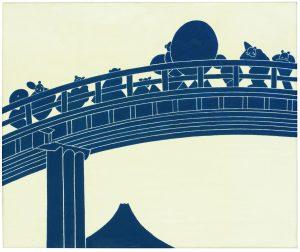 Udo Kaller | Unter der Mannen-Brücke in Fukagawa