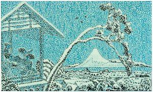 Udo Kaller | Morgenschnee in Koishikawa