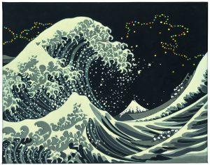 Udo Kaller   Die große Welle von Kanagawa