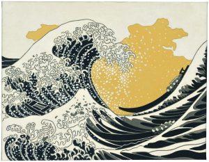 Udo Kaller | Die große Welle von Kanagawa