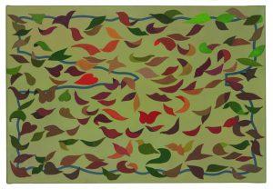 Udo Kaller | Herbstblätter über der Insel Enoshima