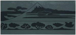 Udo Kaller   Schöne Wolke am Fuji