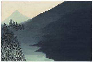 Udo Kaller   Der Hakone-See